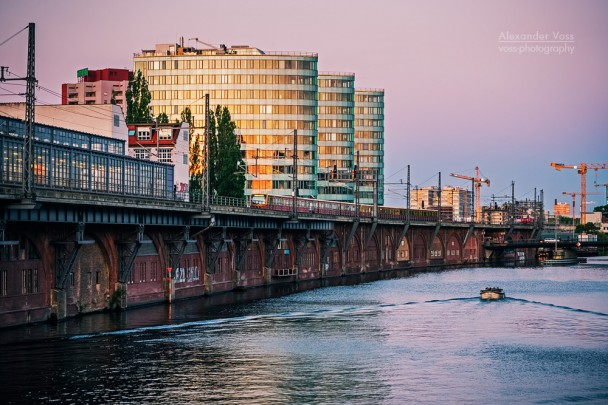 Berlin - Jannowitz Bridge