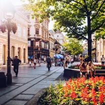 Belgrade – Knez Mihailova Street