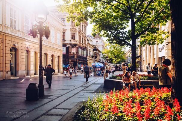 Belgrad - Knez Mihailova ulica