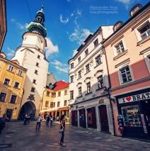 Bratislava – Michaelertor