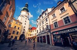 Bratislava – Michael's Gate