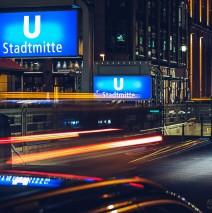 Berlin bei Nacht – Stadtmitte / Gendarmenmarkt