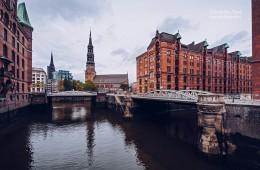 Hamburg – Speicherstadt / Katharinenkirche
