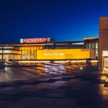 Kulturforum Berlin – Gemäldegalerie