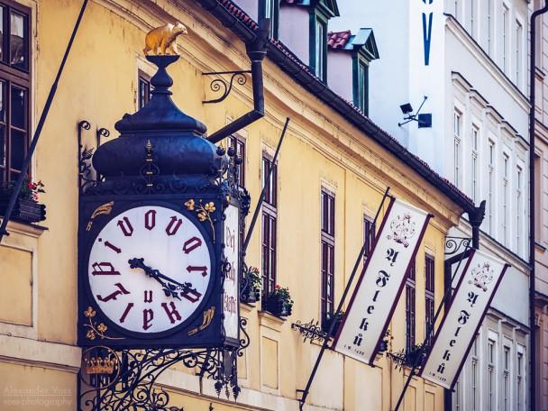 Prag - U Fleku