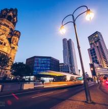 Berlin – City West / Budapester Strasse