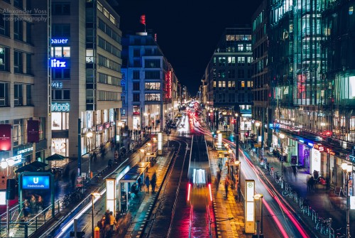 Berlin – Friedrichstrasse