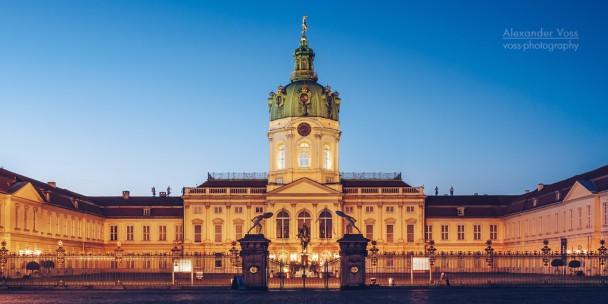 Berlin - Schloss Charlottenburg