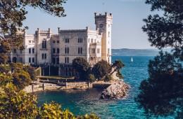 Schloss Miramare (Triest, Italien)