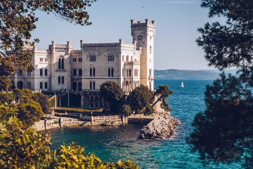 Miramare Castle (Trieste, Italy)