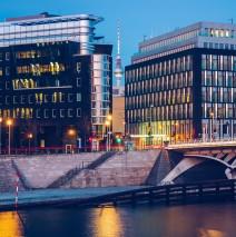Berlin – Kapelle-Ufer / Kronprinzenbrücke