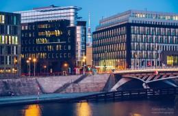 Berlin – Kapelle-Ufer / Kronprinzen Bridge