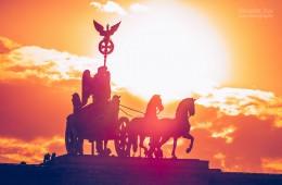 Berlin – Quadriga / Brandenburg Gate