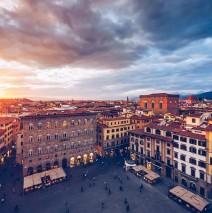 Florenz – Piazza della Signoria