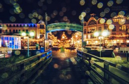 Ostseebad Binz im Winter
