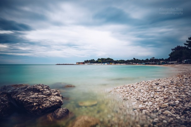 Portonovo / Riviera del Conero (Marken, Italien)