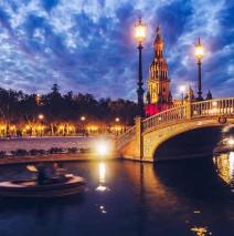 Sevilla – Plaza de España