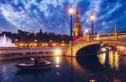 Seville – Plaza de España