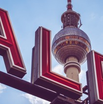 Berlin – Alexanderplatz / TV Tower