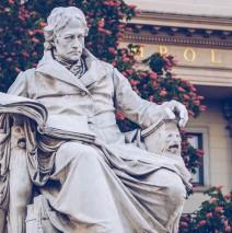 Berlin – Humboldt University / Wilhelm von Humboldt