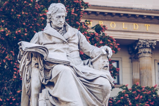 Berlin - Humboldt University / Wilhelm von Humboldt