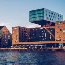 Berlin – Osthafen / Hotel nhow