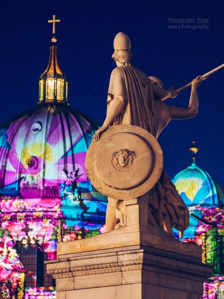 Berlin Cathedral / Festival of Lights