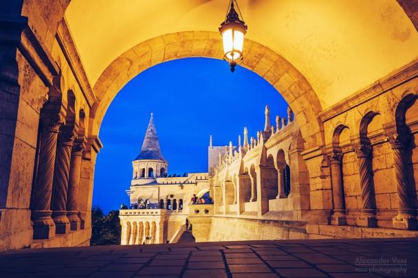 Budapest - Fischerbastei