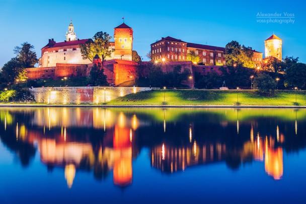Krakau - Wawel