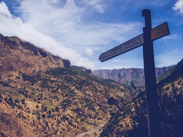 La Palma - Barranco de Las Angustias