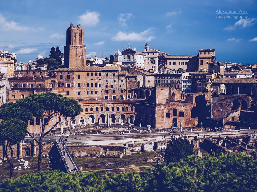 Rome – Trajan's Forum / Torre delle Milizie