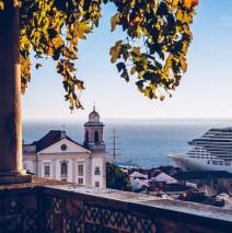 Lisbon – Miradouro de Santa Luzia