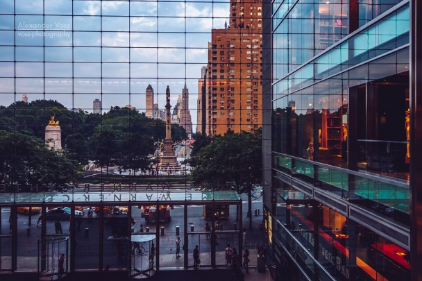 New York - Columbus Circle