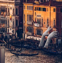 Venice – Canal Grande / Support