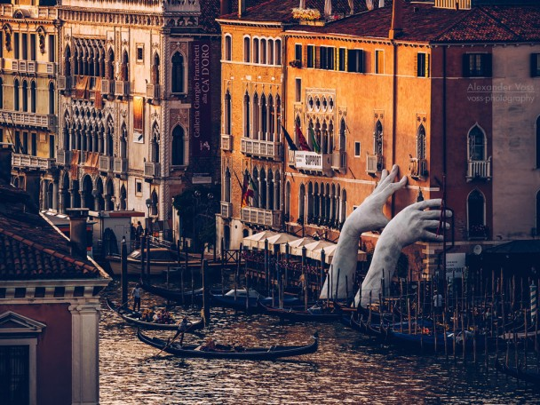 Venice - Canal Grande / Support