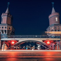 Berlin – Oberbaum Bridge