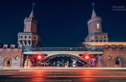 Berlin – Oberbaumbrücke