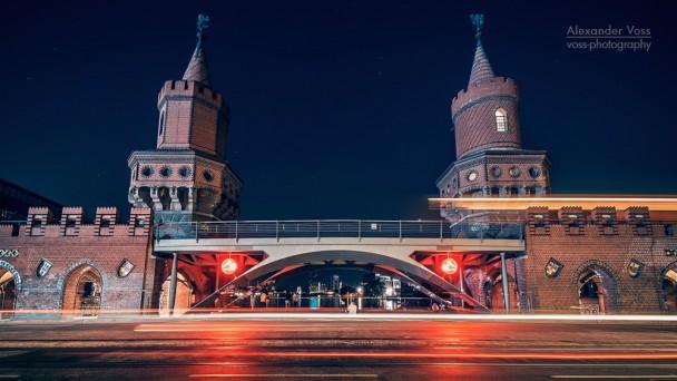 Berlin - Oberbaum Bridge