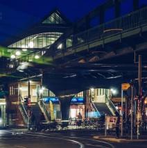 Berlin – Prenzlauer Berg / U-Bahn Station Eberswalder Strasse