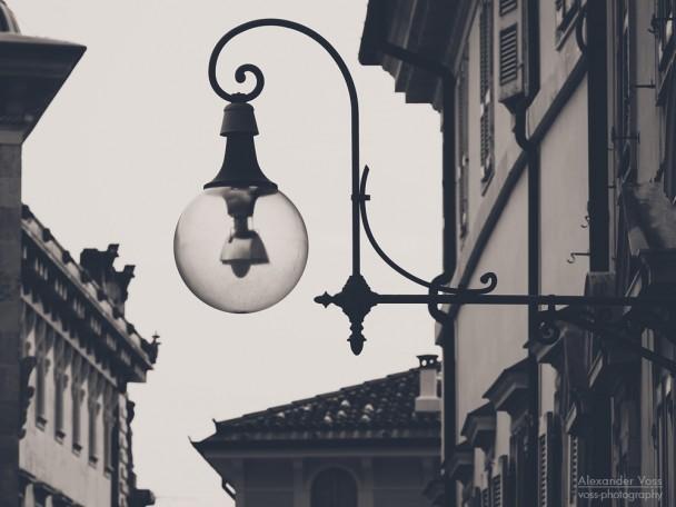 Schwarzweiss-Fotografie: Udine (Italien)