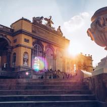 Wien – Gloriette / Schloss Schönbrunn