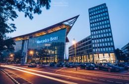Berlin – Mercedes-Welt am Salzufer