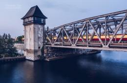 Berlin – Ringbahnbrücke Oberspree