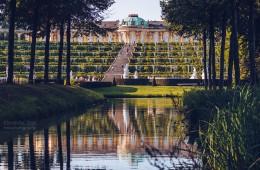 Potsdam – Sanssouci Palace
