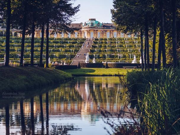 Potsdam - Sanssouci Palace
