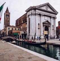Venice – Chiesa di San Barnaba