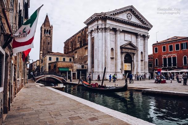 Venedig - Chiesa di San Barnaba