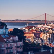 Lisbon Skyline / Ponte 25 de Abril