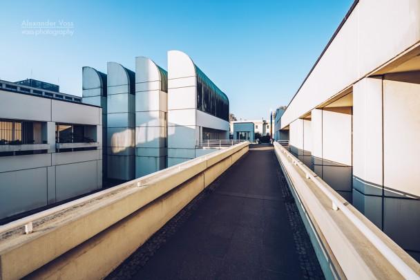 Berlin - Bauhaus-Archiv / Museum für Gestaltung