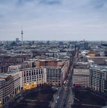 Berlin – Leipziger Platz Skyline